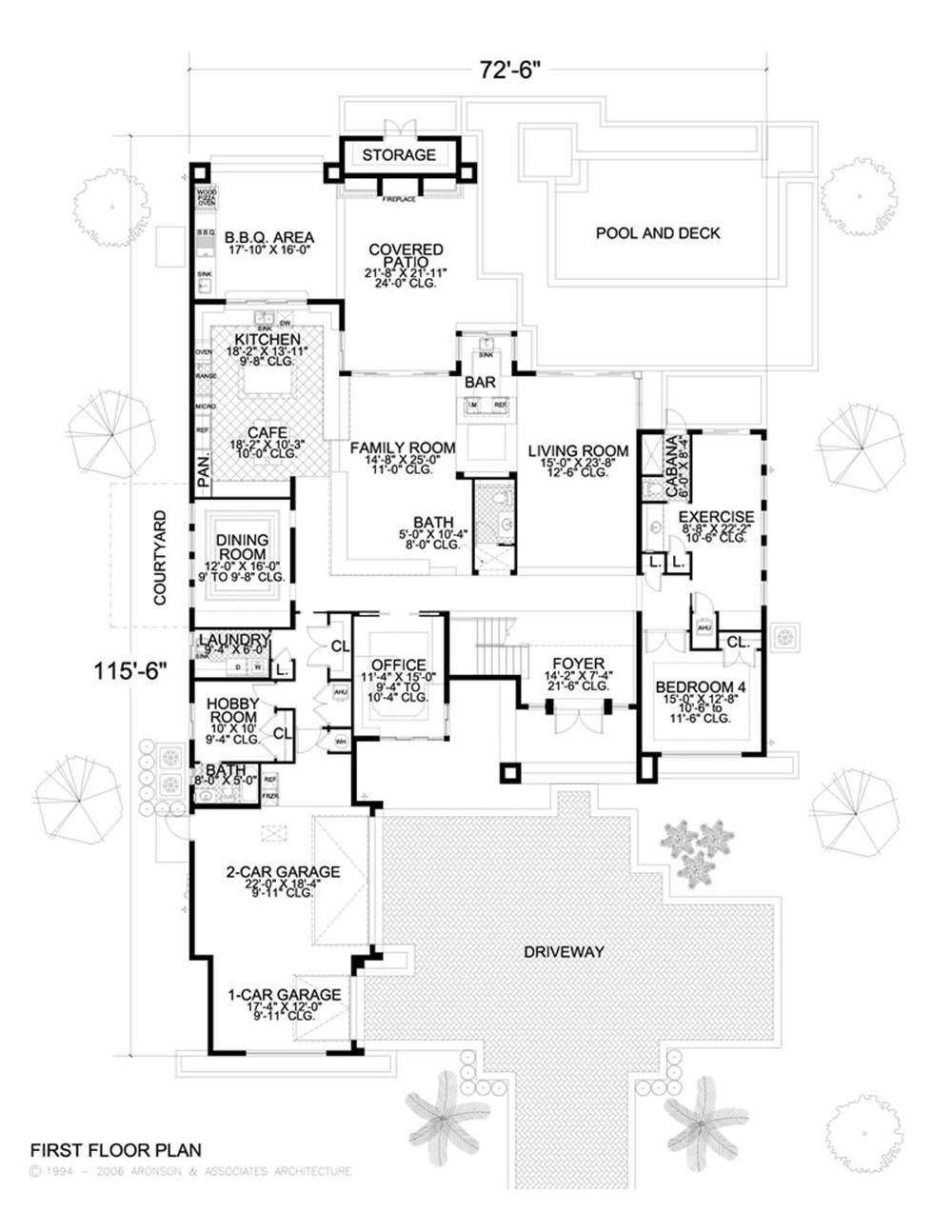 Bulfor construcciones barranquilla colombia plano for Planos de viviendas modernas
