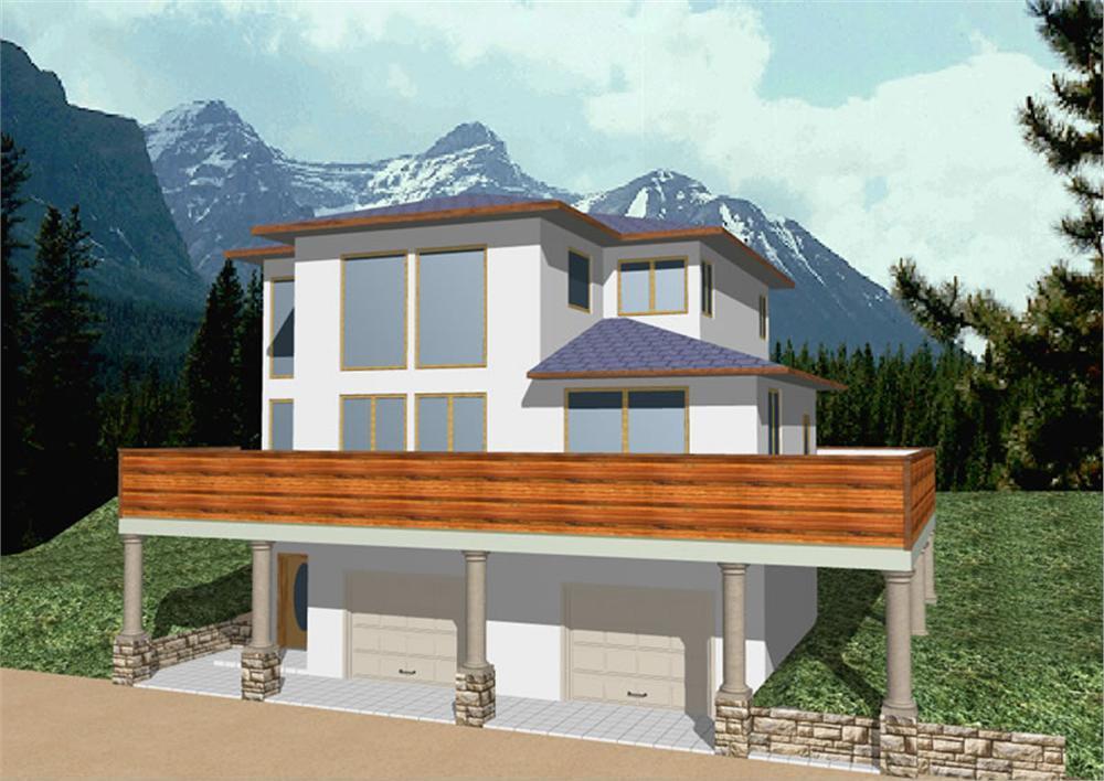 Planos de viviendas planos de casas modernas for Viviendas modernas