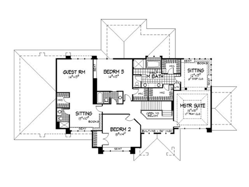 Planos de viviendas planos de casas modernas for Planos de casas medianas