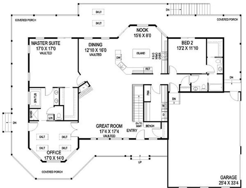 planos de casas gratis en español