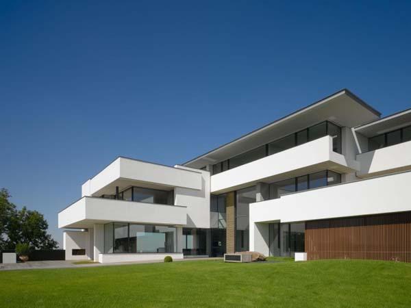 Lo mas moderno en vivienda en Alemania
