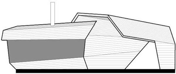 Diseño de barbacoa para el jardin – Planos de viviendas