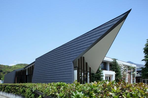 Diseño original japonés en oficinas modernas