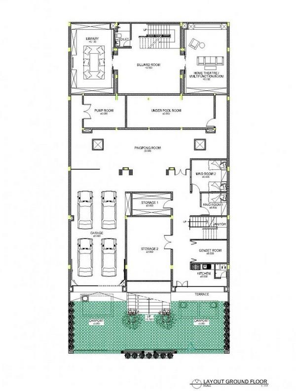 planos de casas hechas por arquitectos