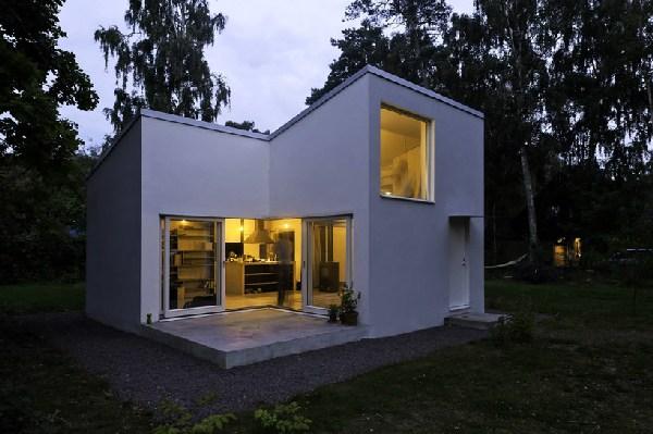 Modernidad al máximo nivel en casas – Suecia