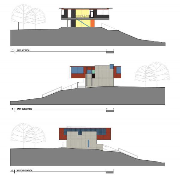 Fitzsimmons Architects – Residencia moderna en Oklahoma