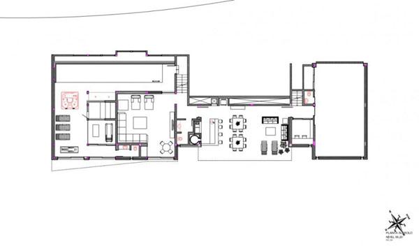 foto de planos de casa en brasil