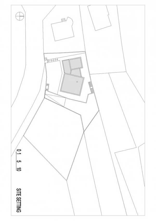 Foto de planos de casa en Croacia