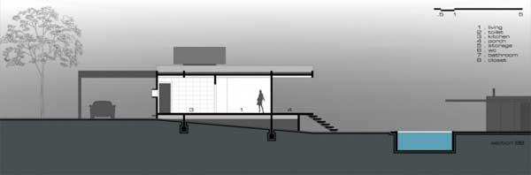 Datos Técnicos: Diseñadores: Bento Azevedo Architects Nombre De La Casa : House  Carqueija Pais: Camaçari, Brazil Medidas: 260 Metros Cuadrados Construidos