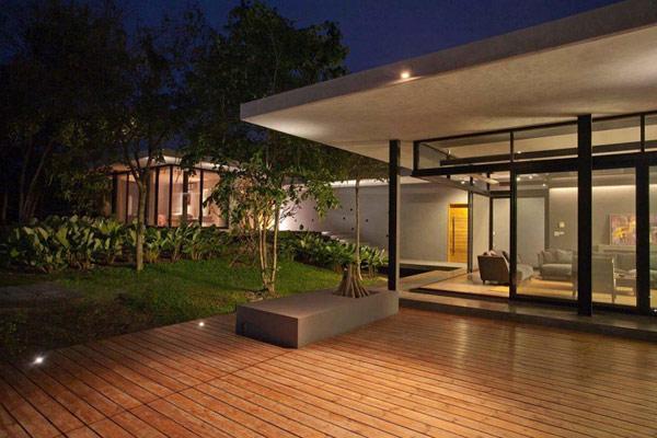 Foto de Planos de vivienda de lujo en Thailandia