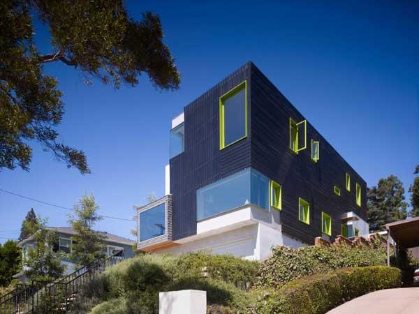 Techentin Buckingham – Architecture – Planos de casa en los Angeles California
