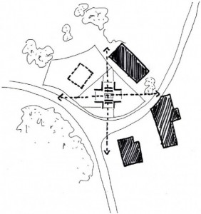 casa minimalista plano