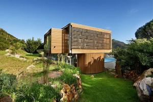 Casa Spa en sudafrica exteriores
