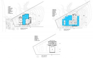 Casa Spa en sudafrica planos