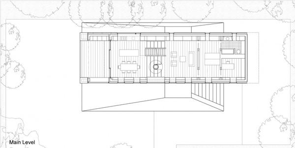 Planos de vivienda alemana de arquitectos Pott