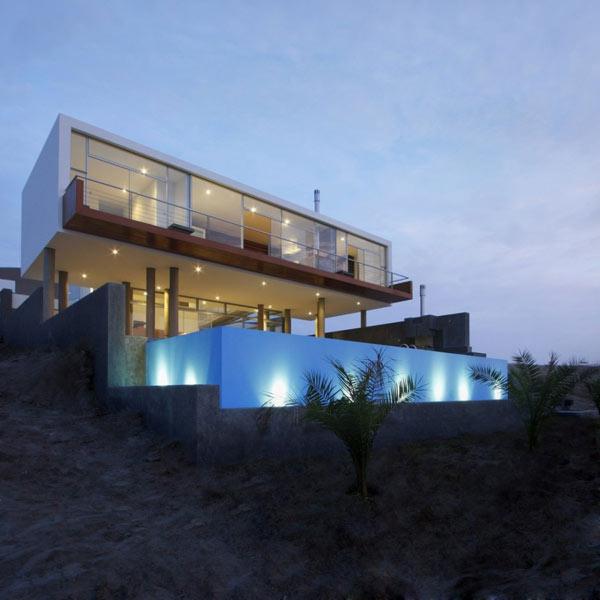 Planos de casa en Perú – Arquitectura profesional