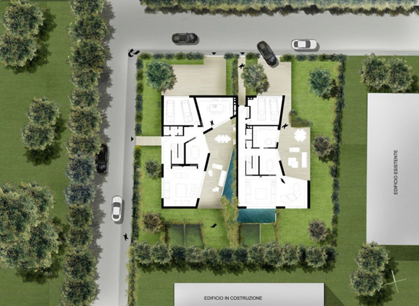 Imagen de planos de residencia 2 en 1