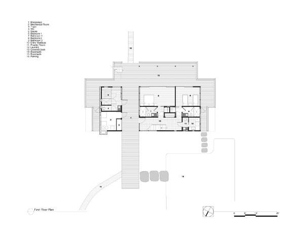 Imagen de diseño de casa que requiere poco mantenimiento