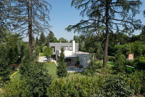 Imagen de Planos de casa española - Aidhos Studio de Madrid (11)