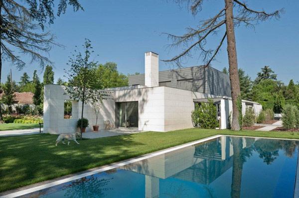 Imagen de Planos de casa española - Aidhos Studio de Madrid (12)