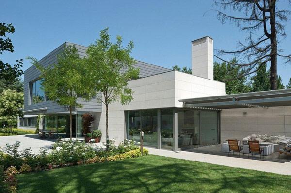 Planos de casa española – Aidhos Studio de Madrid
