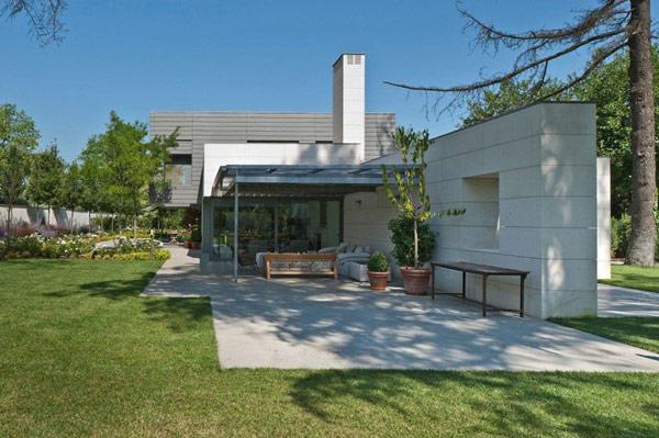 Imagen de Planos de casa española - Aidhos Studio de Madrid (13)