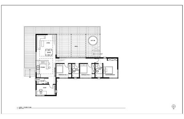 Planos De Casa De Vacacion En El Desierto Planos De Viviendas - Planos-de-casas-en-l