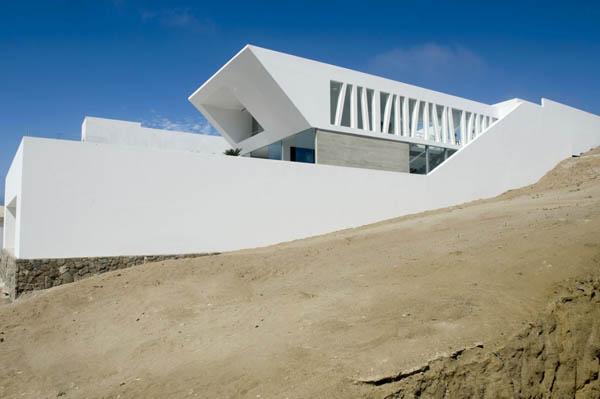 Imagen de Plano de casa con entrada principal en la terraza Lima Perú (9)