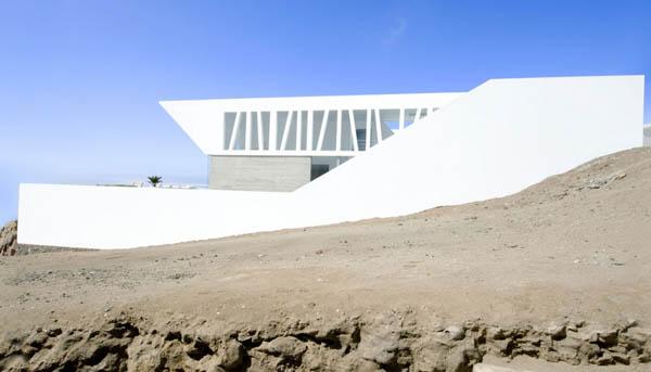 Imagen de Plano de casa con entrada principal en la terraza Lima Perú (8)
