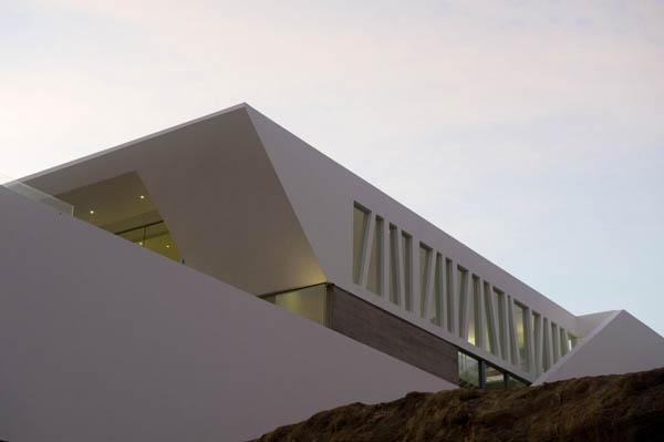 Imagen de Plano de casa con entrada principal en la terraza Lima Perú (7)