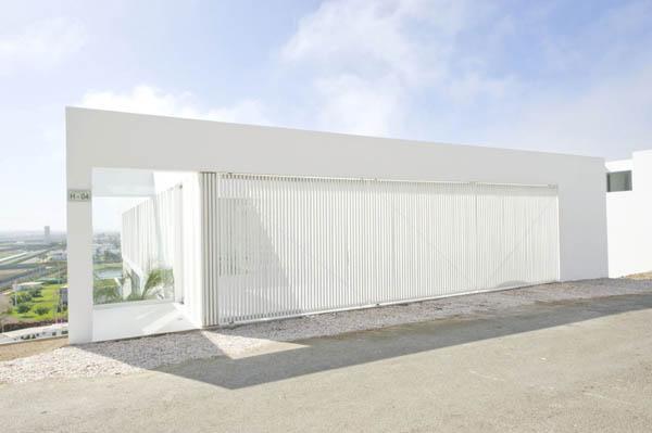 Imagen de Plano de casa con entrada principal en la terraza Lima Perú (22)