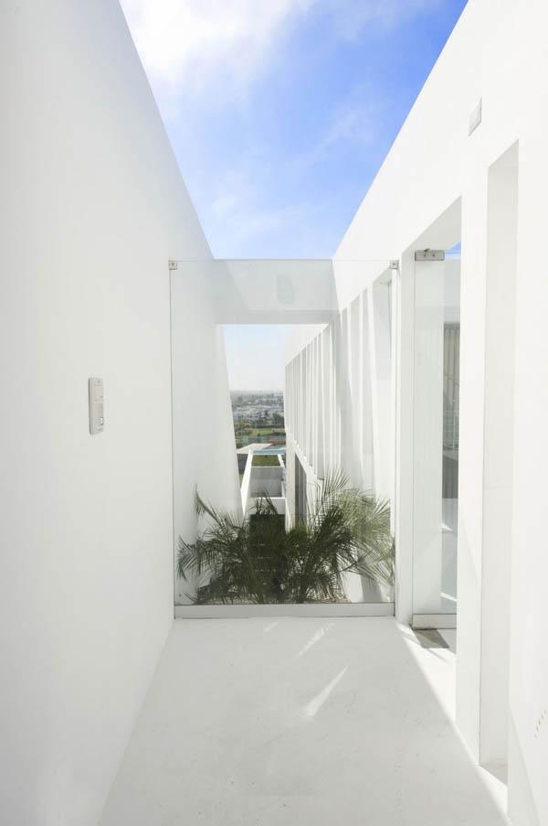 Imagen de Plano de casa con entrada principal en la terraza Lima Perú (21)