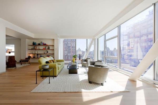 Imagen de Condominio en Nueva york con apariencia metálica (8)