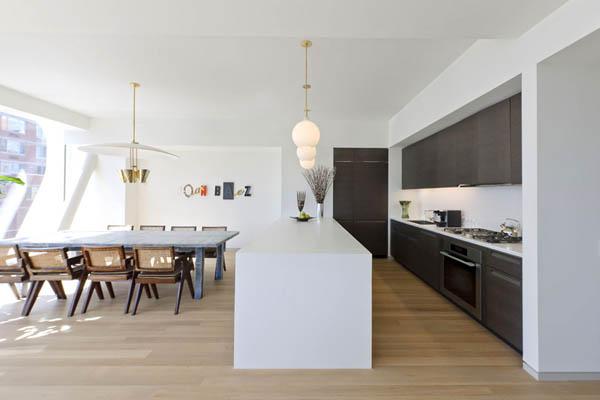 Imagen de Condominio en Nueva york con apariencia metálica (6)
