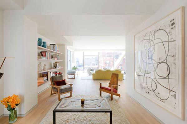Imagen de Condominio en Nueva york con apariencia metálica (5)