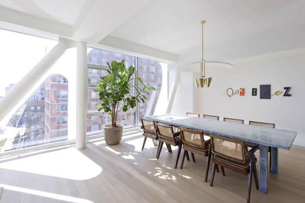 Imagen de Condominio en Nueva york con apariencia metálica (4)