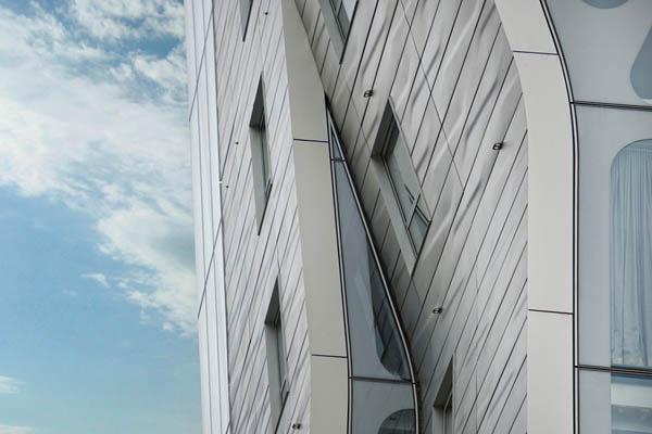 Imagen de Condominio en Nueva york con apariencia metálica (10)