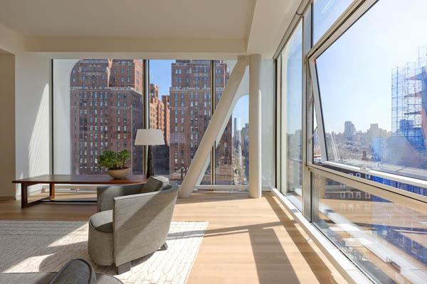 Imagen de Condominio en Nueva york con apariencia metálica (7)