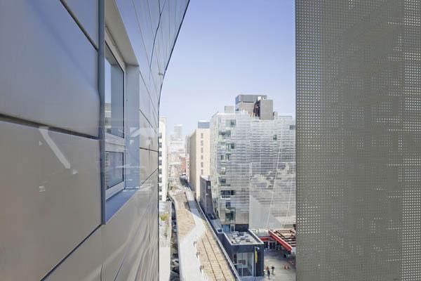 Imagen de Condominio en Nueva york con apariencia metálica (3)