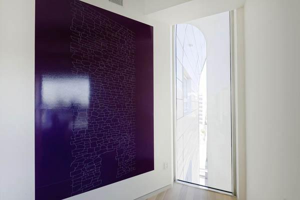 Imagen de Condominio en Nueva york con apariencia metálica (2)