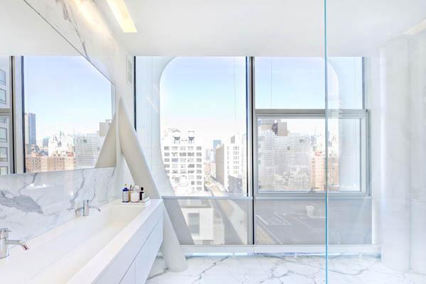 Imagen de Condominio en Nueva york con apariencia metálica (17)