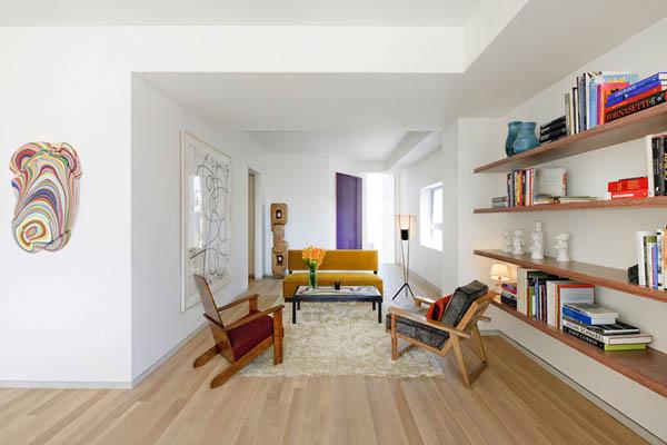 Imagen de Condominio en Nueva york con apariencia metálica (13)