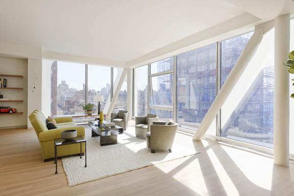 Imagen de Condominio en Nueva york con apariencia metálica (12)