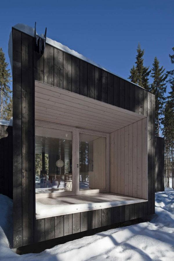 Planos de casa minimalista en Finlandia (28)