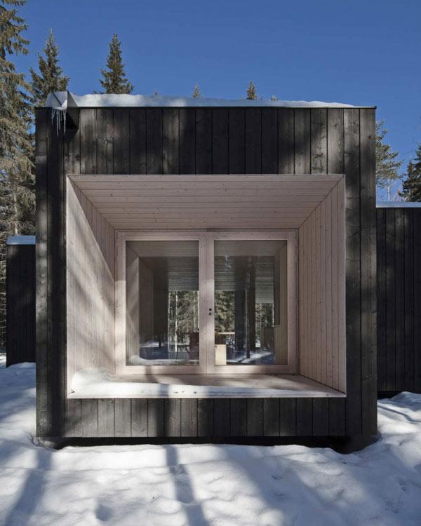Planos de casa minimalista en Finlandia (27)