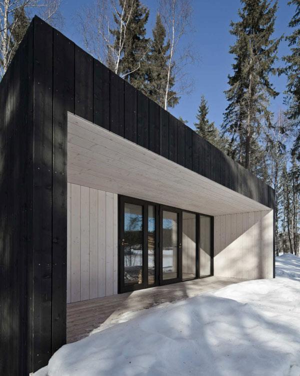 Planos de casa minimalista en Finlandia (26)