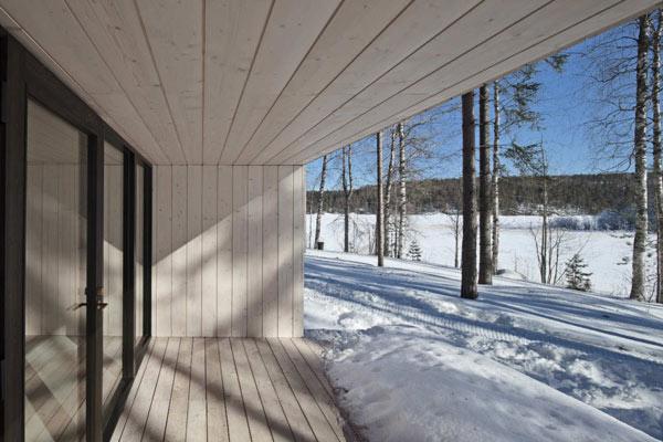 Planos de casa minimalista en Finlandia (24)
