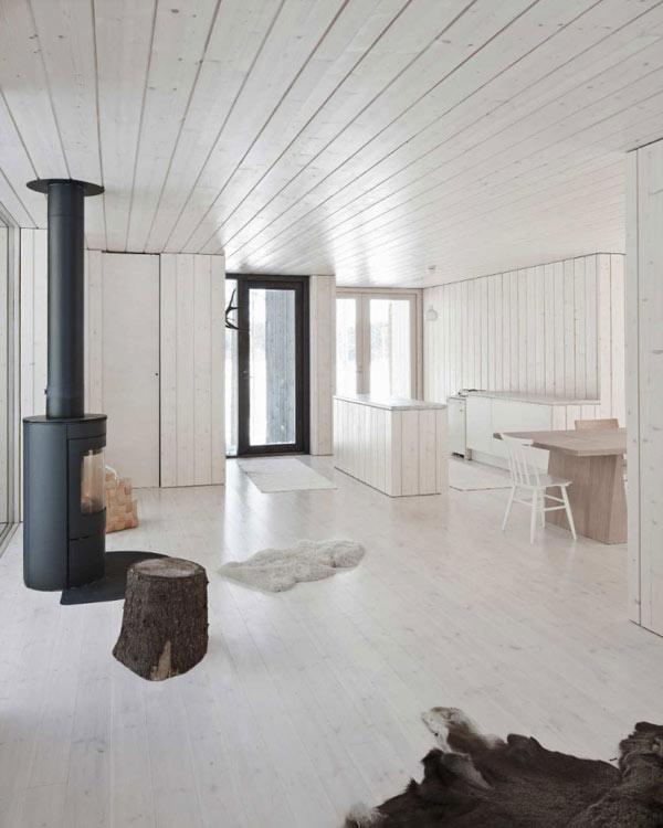 Planos de casa minimalista en Finlandia (20)