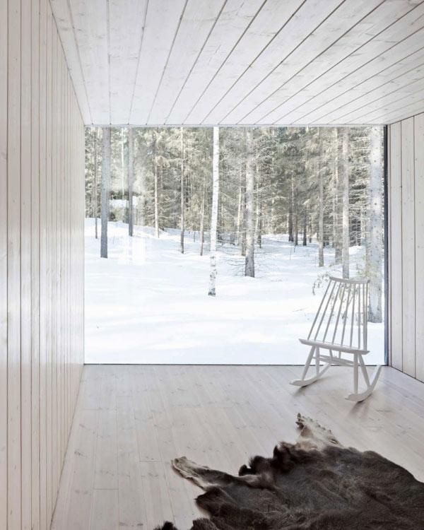 Planos de casa minimalista en Finlandia (19)