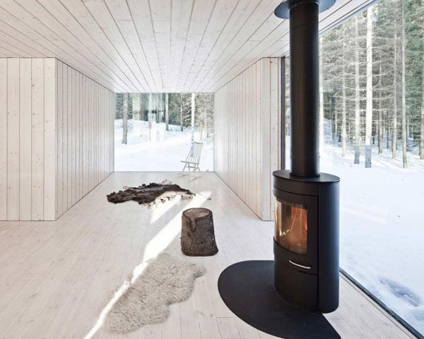 Planos de casa minimalista en Finlandia (17)